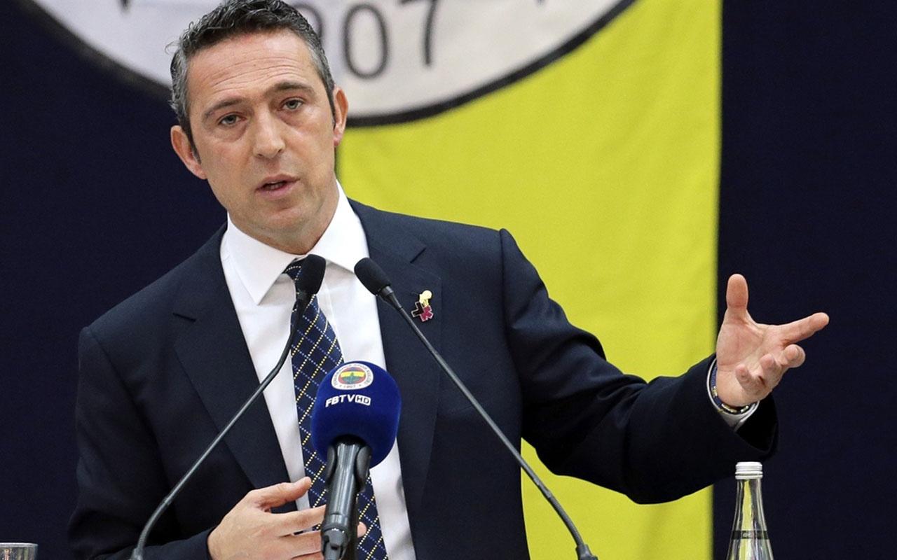 """Ali Koç'tan Ersun Yanal'ın sözlerine tepki """"Bizi, sadece biz ilgilendiririz"""""""