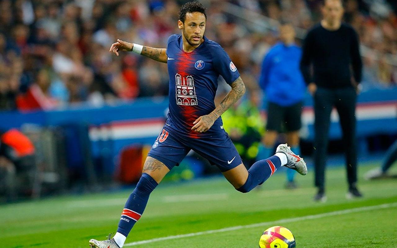 UEFA, Neymar'a cezayı kesti