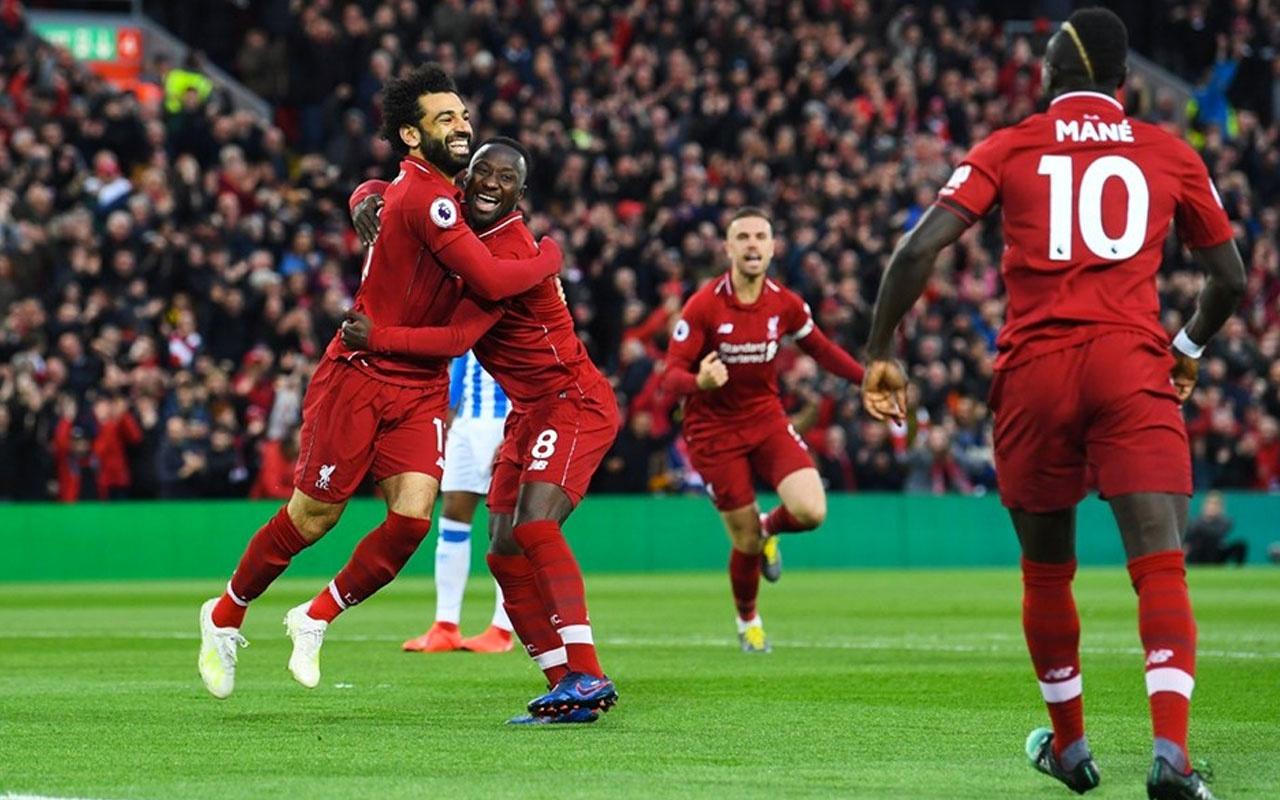 Liverpool, gol oldu yağdı