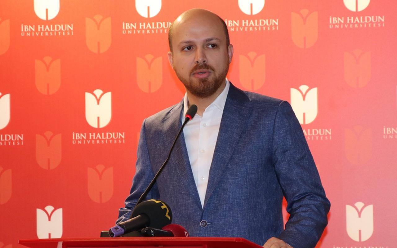 Bilal Erdoğan'dan hırs ve israf uyarısı