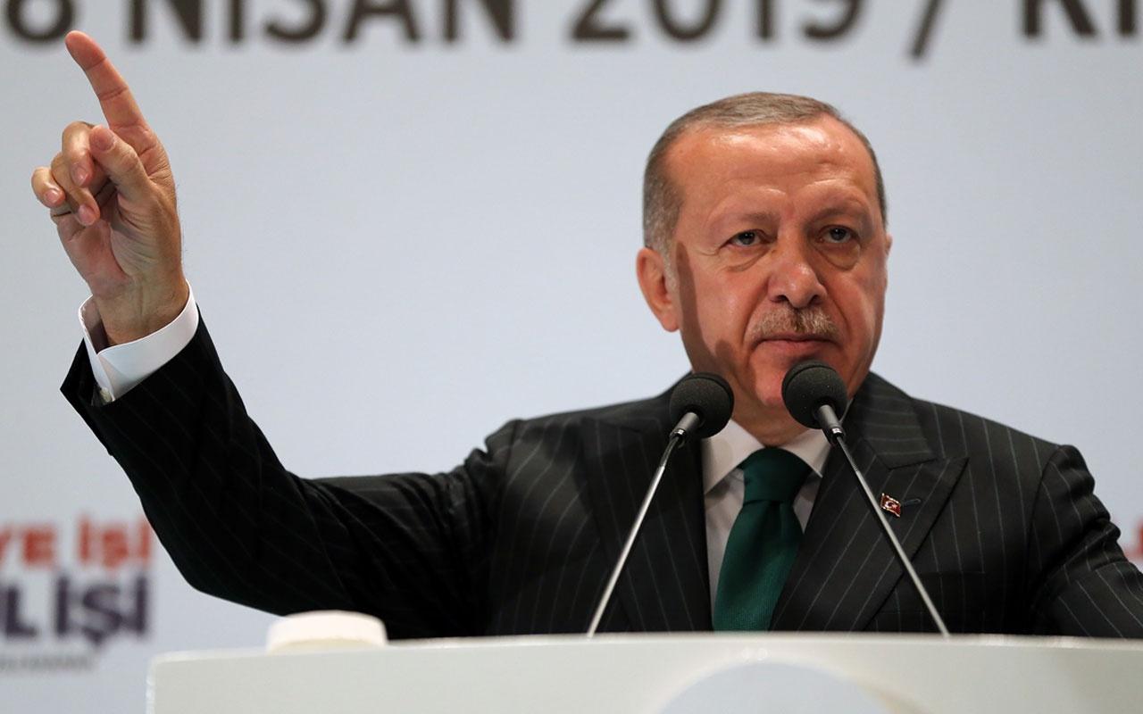 """Erdoğan: """"İçimizde belli seviyelere gelenlerin yaptığı çalışmalar, yenilir yutulur cinsten değil"""""""