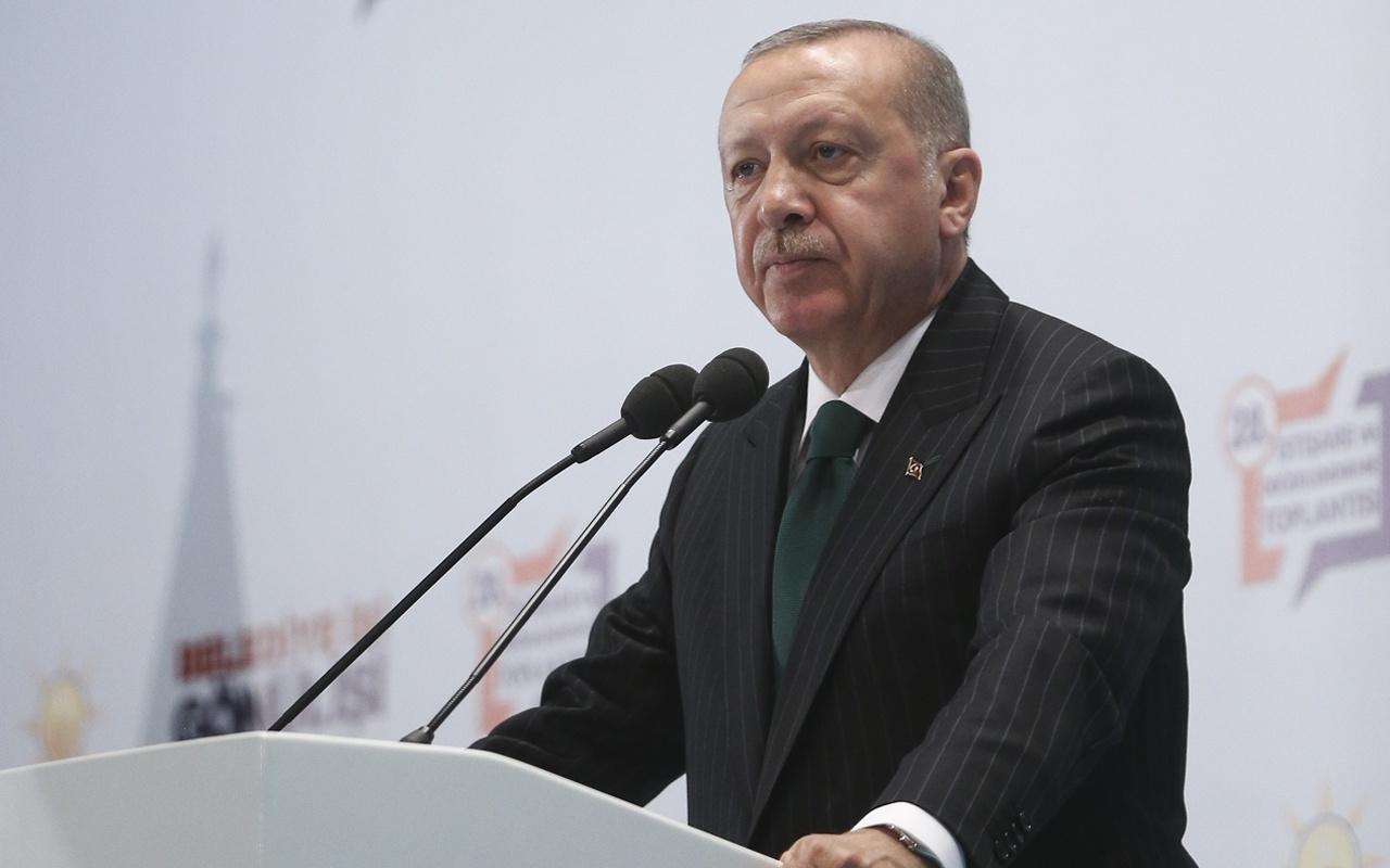 Cumhurbaşkanı Erdoğan'dan İBB'deki AK Partili isimlere özel talimat
