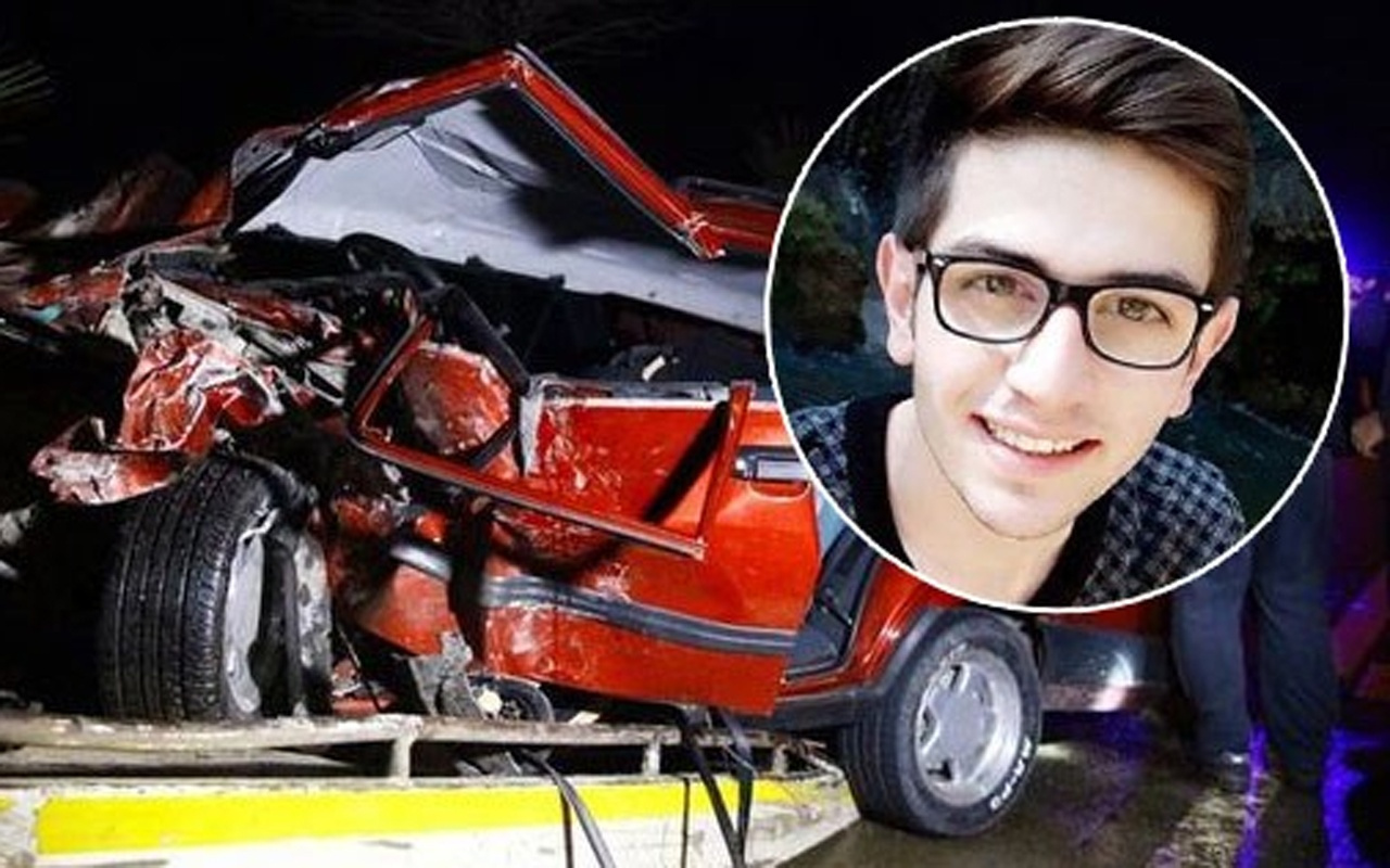Giresun'daki ölümlü trafik kazasına rekor hapis cezası!