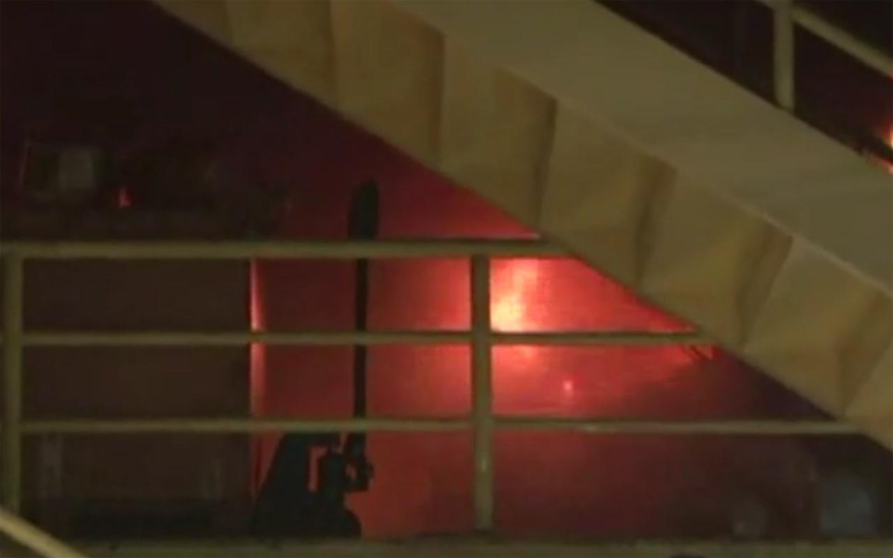 Kartal'da çıkan yangında 1 kişi öldü