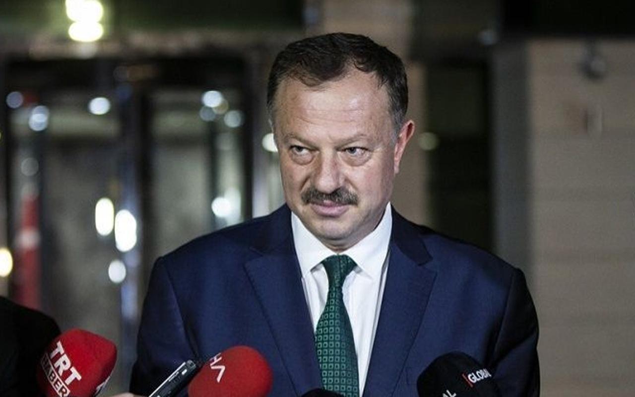 AK Parti'nin YSK temsilcisi Recep Özel'den çıkış: Hiç kimse izah edemez