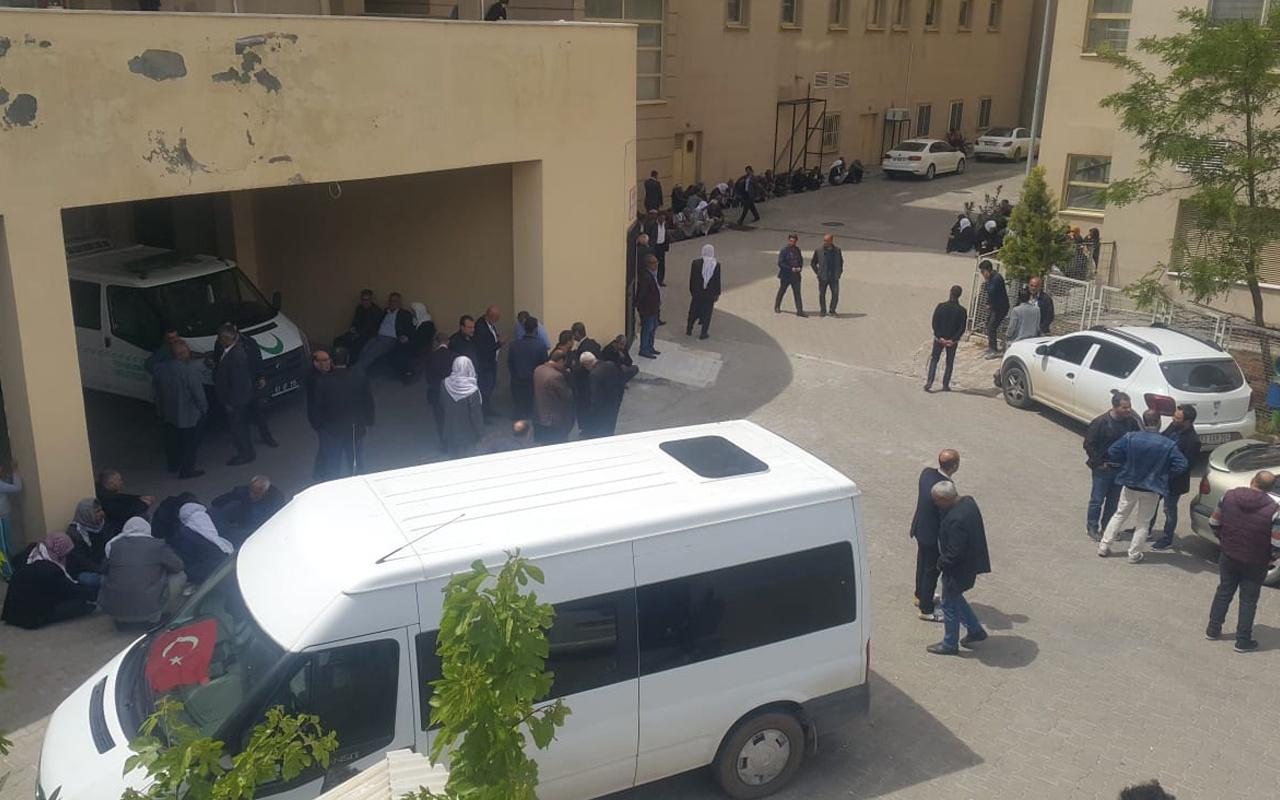 Şanlıurfa'da eşi tarafından bıçaklanan kadın öldü