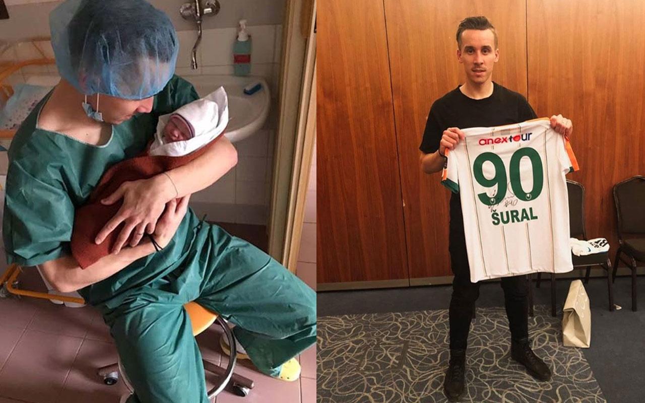 Kazada ölen Alanyasporlu Josef Sural'ın eşi böyle geldi kahreden detay