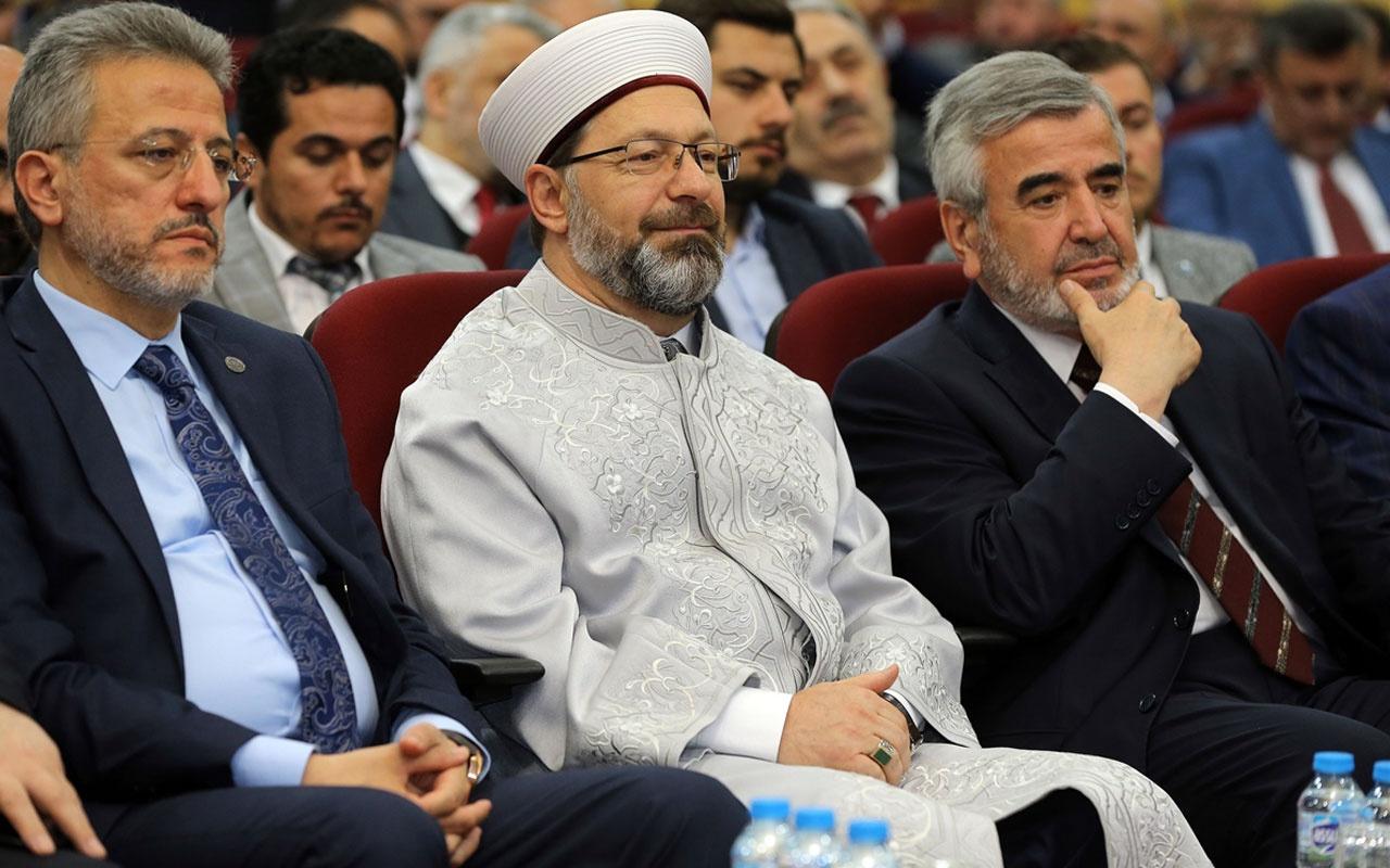 Diyanet İşleri Başkanı Ali Erbaş, fitre bedelini açıkladı