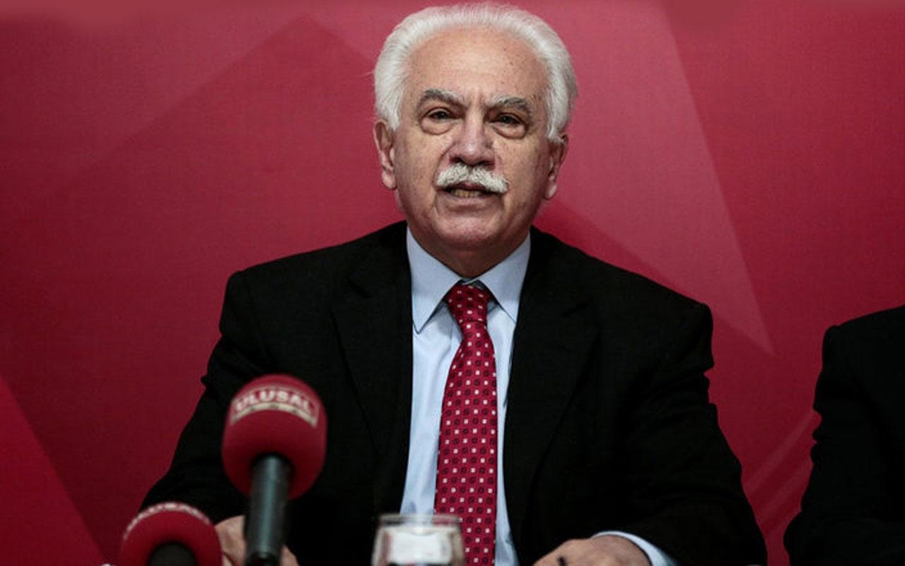 Doğu Perinçek'ten Türkiye'ye ABD'nin Suriye planını bitirecek öneri
