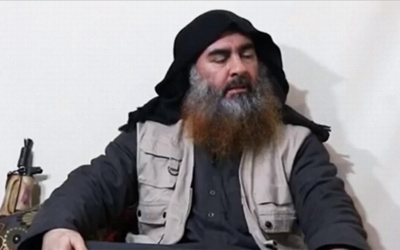 Bağdadi'den yeni video