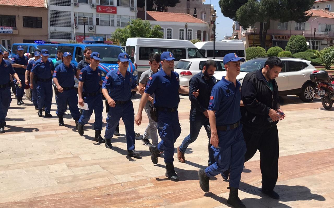 FETÖ'nün TSK yapılanması! 153 tutuklama talebi