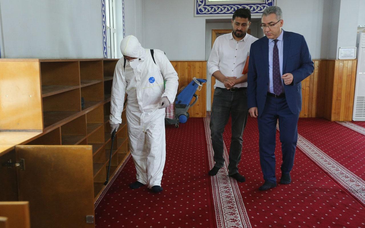 Gaziantep'te Ramazan hazırlığı! 650 cami temizlenecek