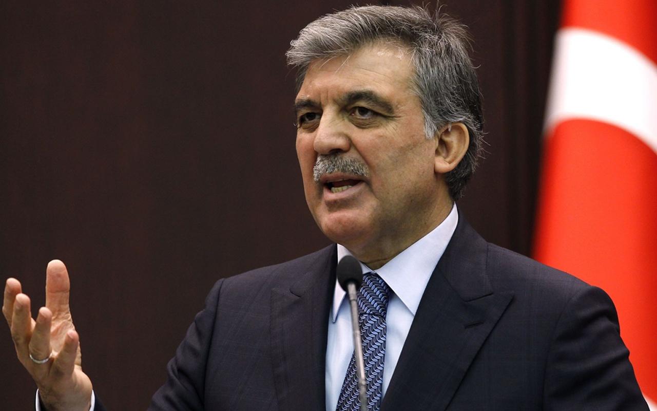 Cumhurbaşkanlığı'ndan Abdullah Gül kararı! Tamamen kaldırıldı