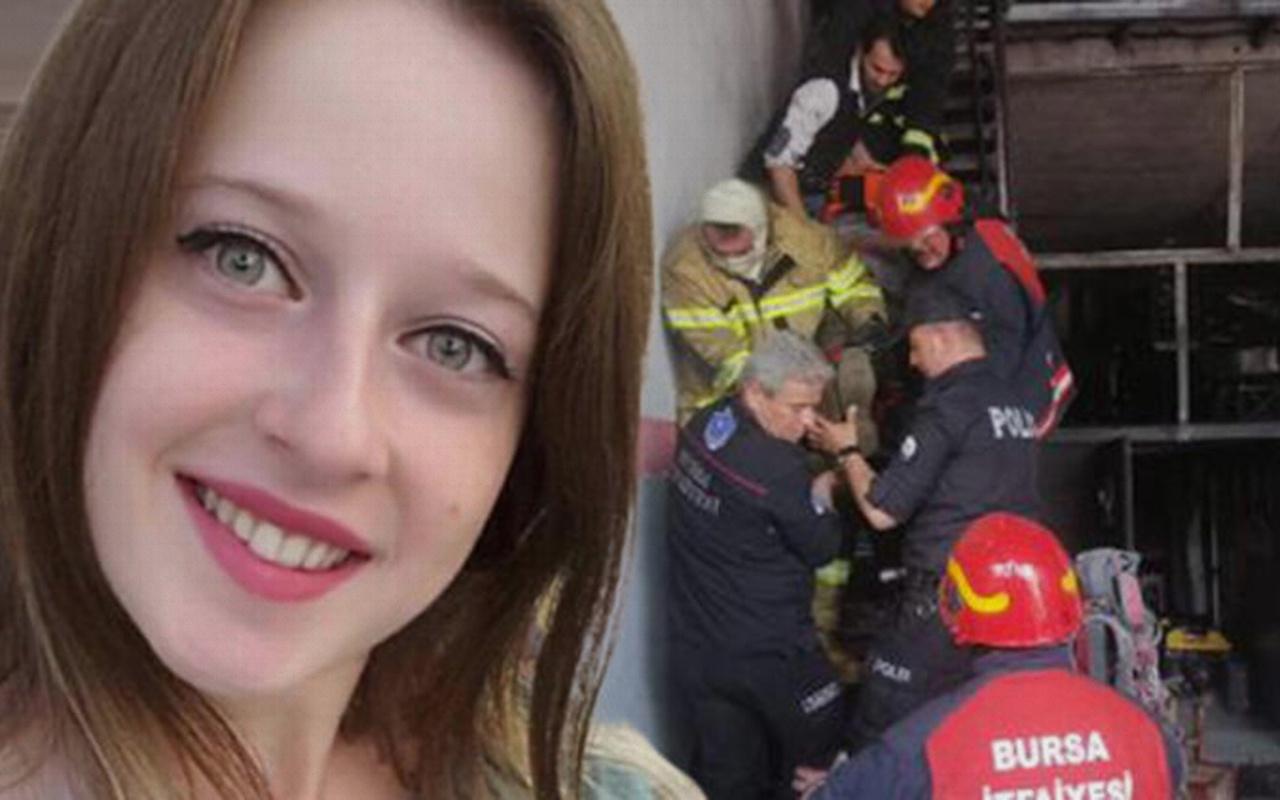 Bursa'daki patlamadan 3 gün sonra kahreden haber