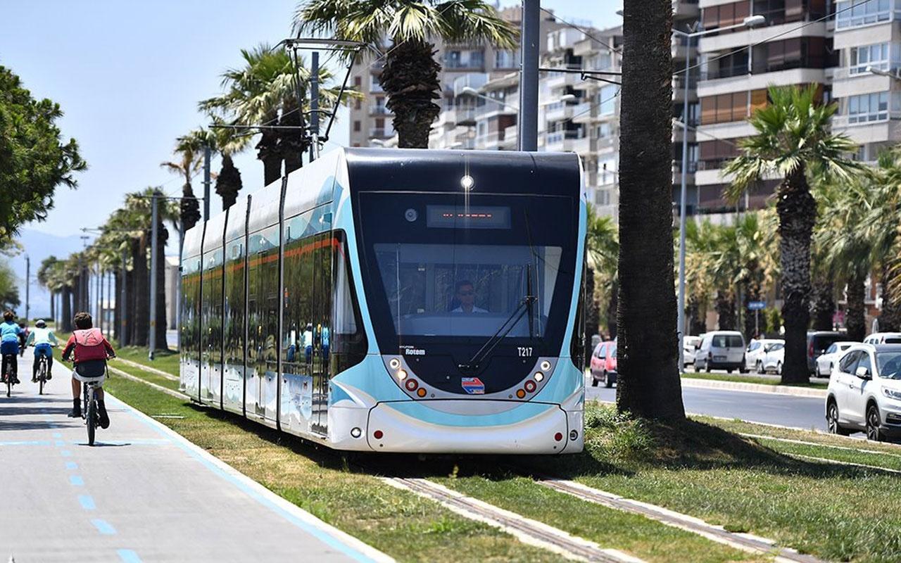 Ulaştırma ve Altyapı Bakanlığı İzmir'de yeni tramvay hattı için onay verdi