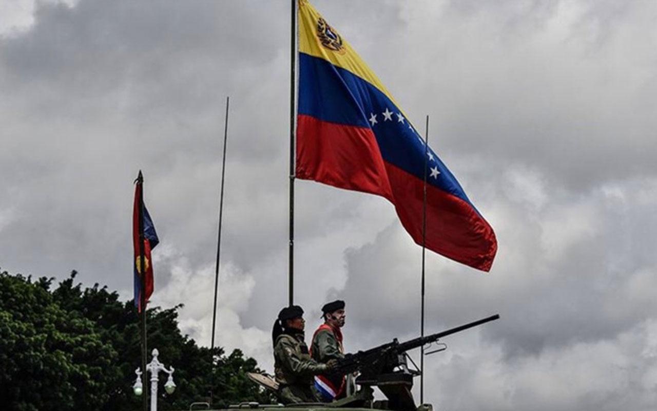 Venezuela'da darbe kalkışması