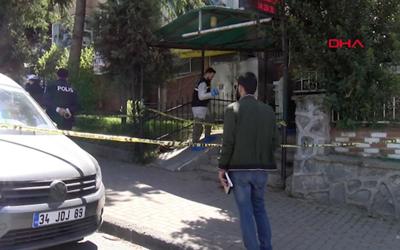 Küçükçekmece'de 2 emekli polis arasında silahlı çatışma! 1 ölü, 1 yaral