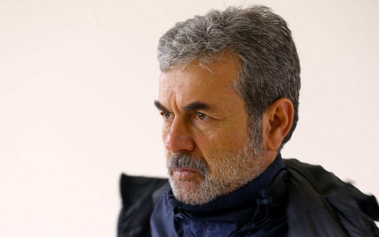 """Aykut Kocaman'dan Ersun Yanal'a gönderme """"Taşeronluk yapmıyoruz"""""""
