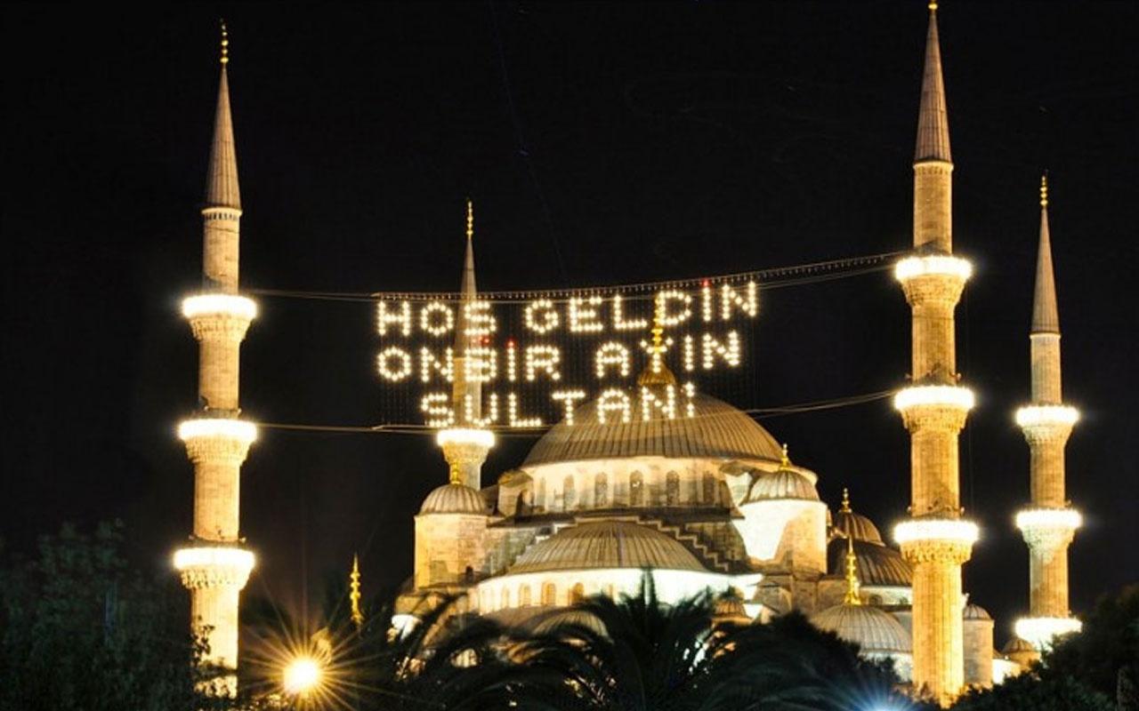 İstanbul iftar saati kaç dakika kaldı 2020 Diyanet İstanbul imsakiye tablosu