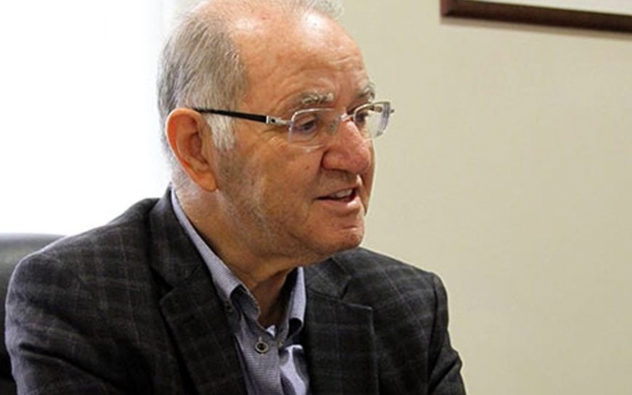 AK Parti kurucularından Ertuğrul Yalçınbayır'dan Doğu Perinçek çıkışı