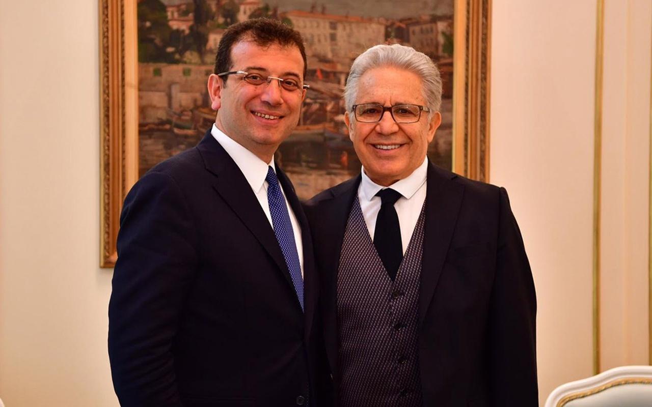 Zülfü Livaneli'den İBB Başkanı Ekrem İmamoğlu'na çarpıcı övgüler!