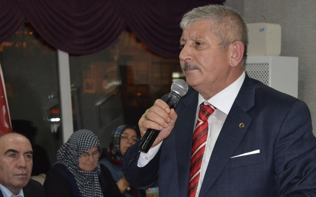 Amasya Belediye Başkanı Mehmet Sarı makam araçlarını düğün arabası yaptı