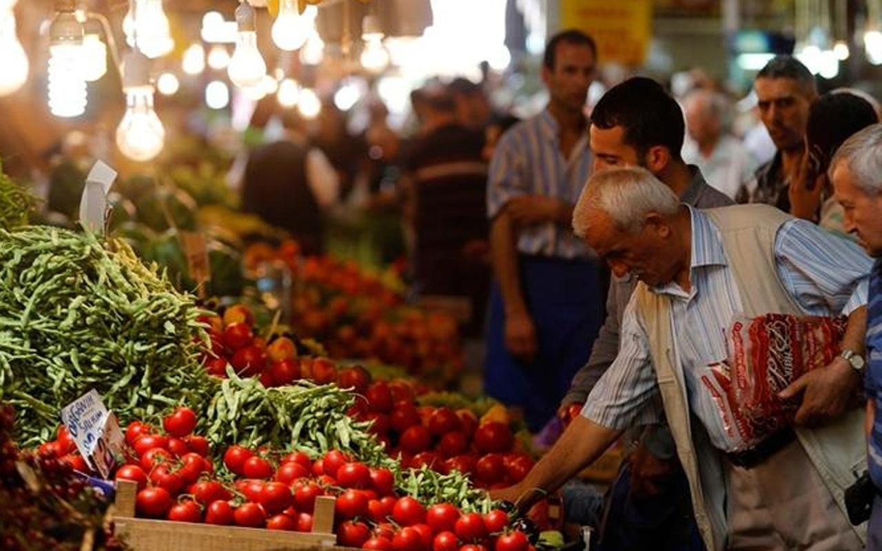 Mayıs ayı enflasyon rakamları açıklandı! Enflasyon yukarıya doğru hareketlendi