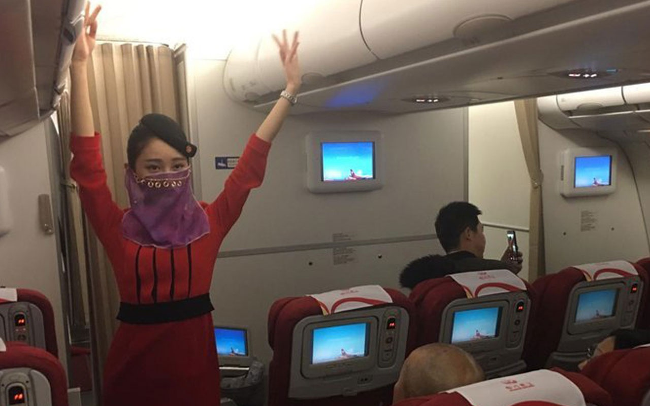 Sichuan Airlines Türkiye'ye ilk seferini yaptı