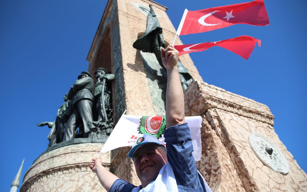 1 Mayıs İşçi ve Emekçiler Bayramı nasıl ortaya çıktı işte Taksim'de kutlanmamasının sebebi