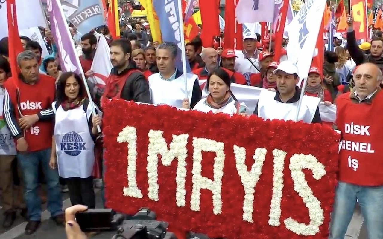 1 Mayıs işçi Bayramı kutlamalarında neler oldu işte yaşanan olaylar