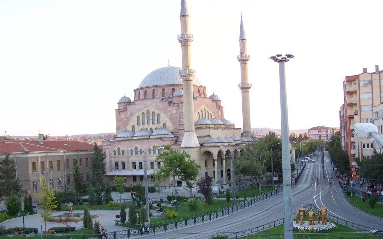 2019 Diyanet İmsakiyesi Eskişehir imsak (sahur) vakitleri