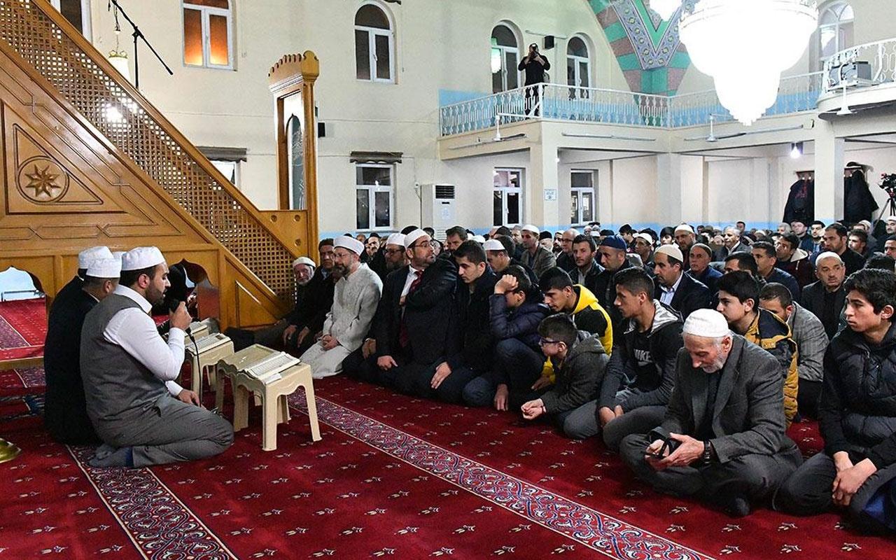 2019 Diyanet Ramazan İmsakiyesi Hakkari imsak vakitleri