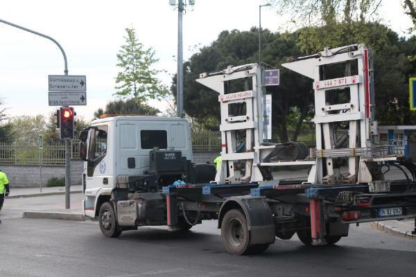 Taksim'e girişler kapatıldı İstanbul'da bu yollara dikkat