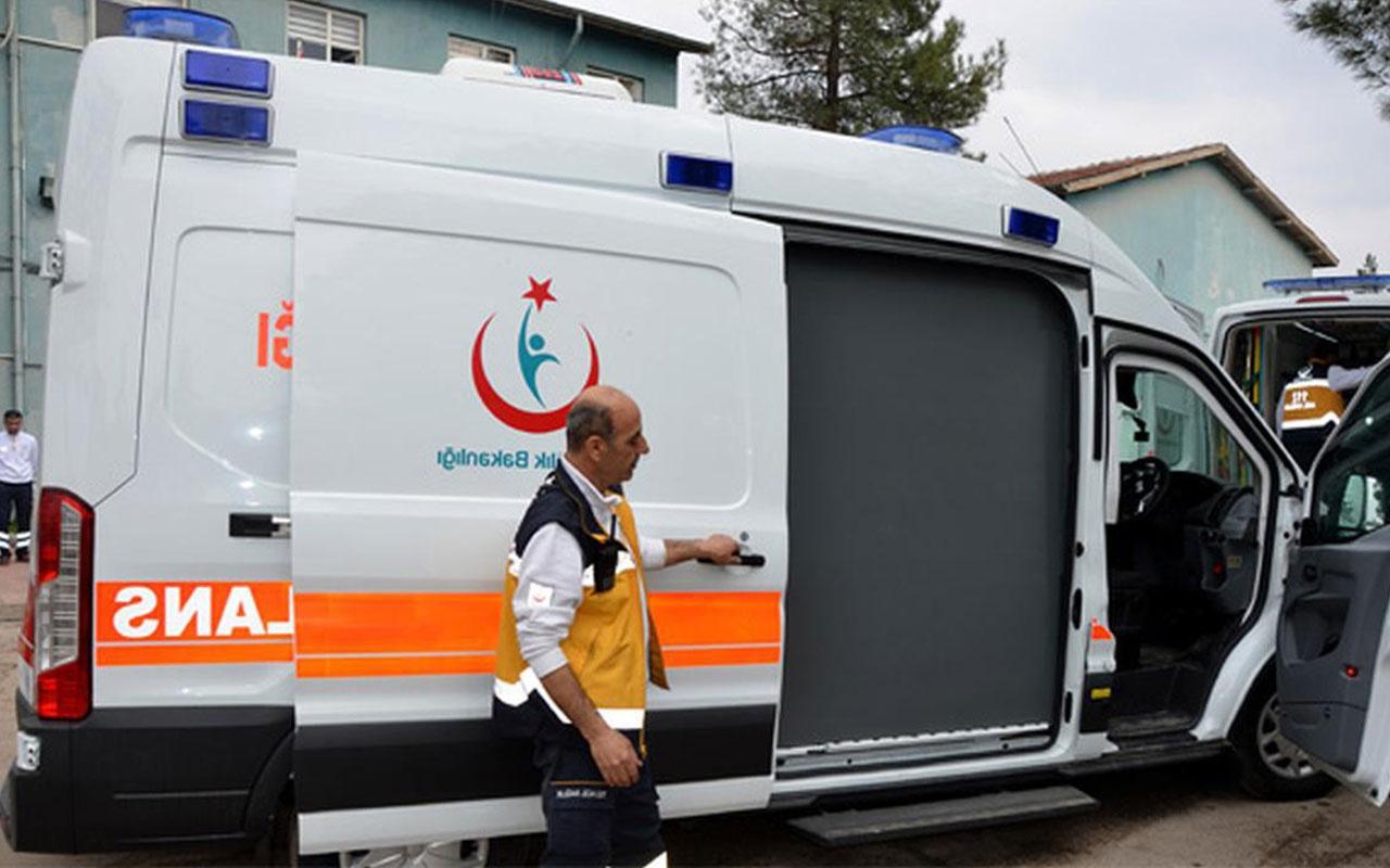 Konya'da bir kafeyi tüfekle taradılar! 10 yaralı