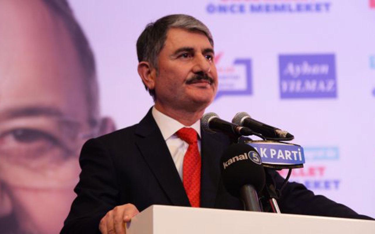 AK Partili Belediye Başkanının istifa sebebi ortaya çıktı!