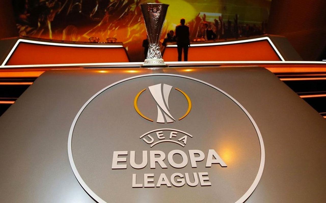 Başakşehir Trabzonspor ve Beşiktaş UEFA'da sahne alıyor