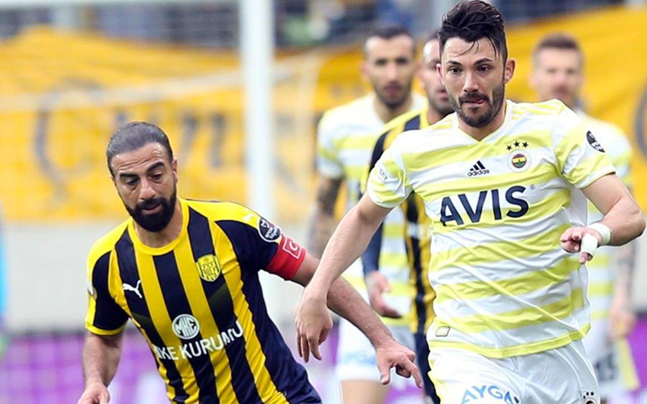 Tolgay Arslan: En büyük avantajımız Emre Belözoğlu'dur
