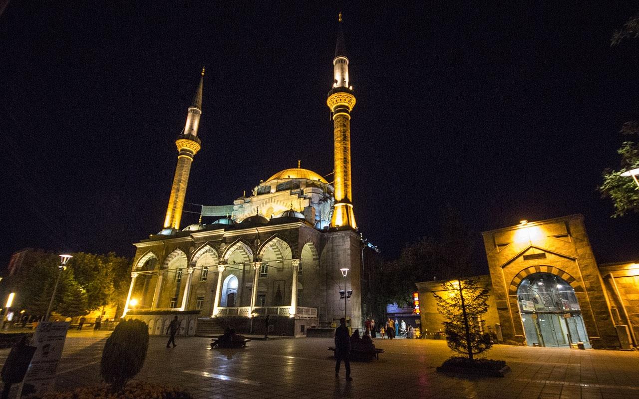 Diyanet Ramazan 2019 İmsakiyesi Kayseri imsak saatleri