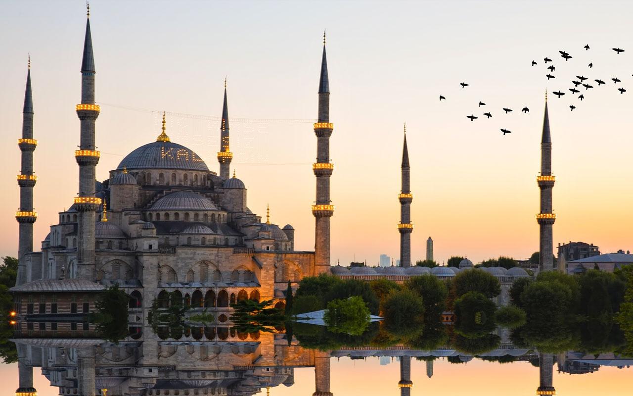 İstanbul Diyanet İmsakiyesi 2019 Ramazan sahur iftar vakitleri