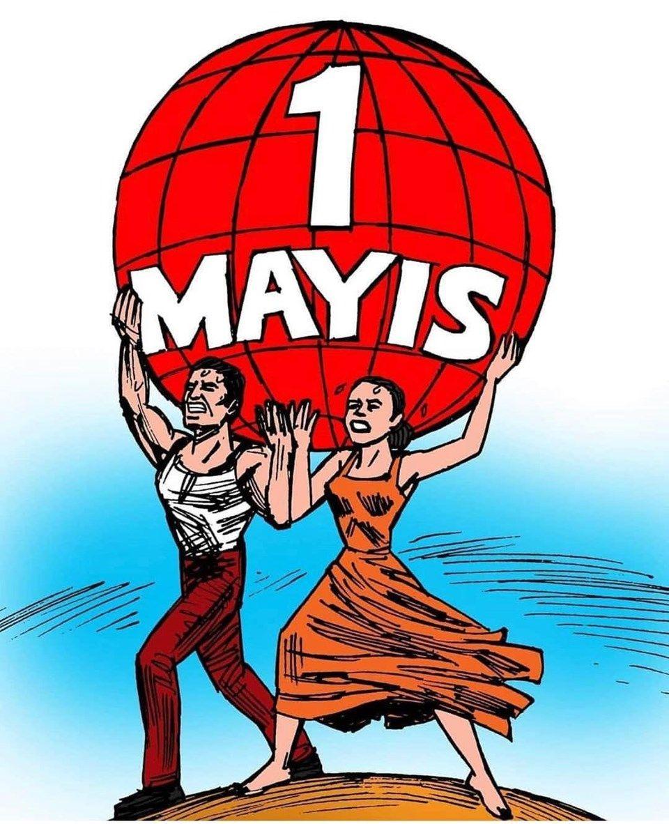 Ünlülerden 1 Mayıs mesajları! Emekçiler gününü böyle kutladılar