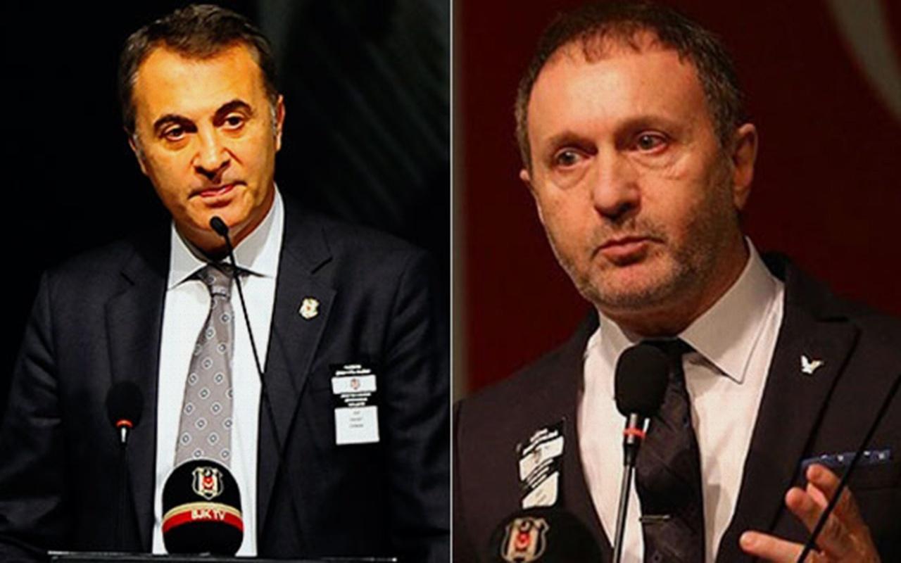Beşiktaş'ta iki adaylı seçim