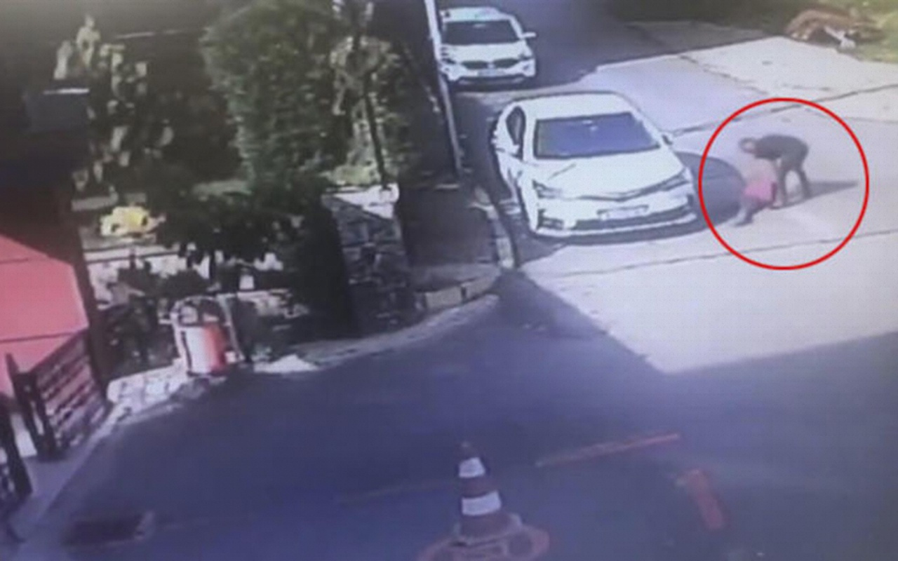 İstanbul'da çocuğu darp eden sürücü tutuklandı