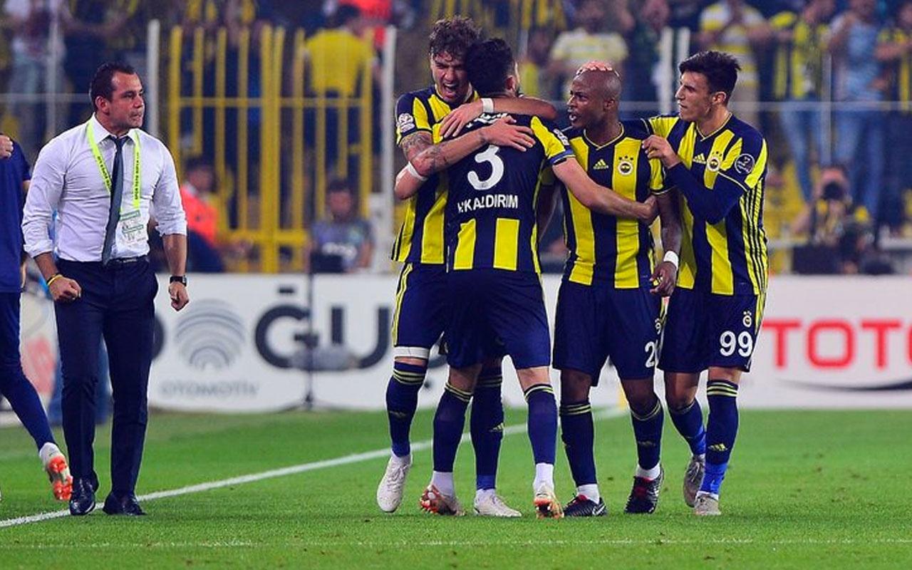 Andre Ayew'den Fenerbahçe'ye veda sözleri
