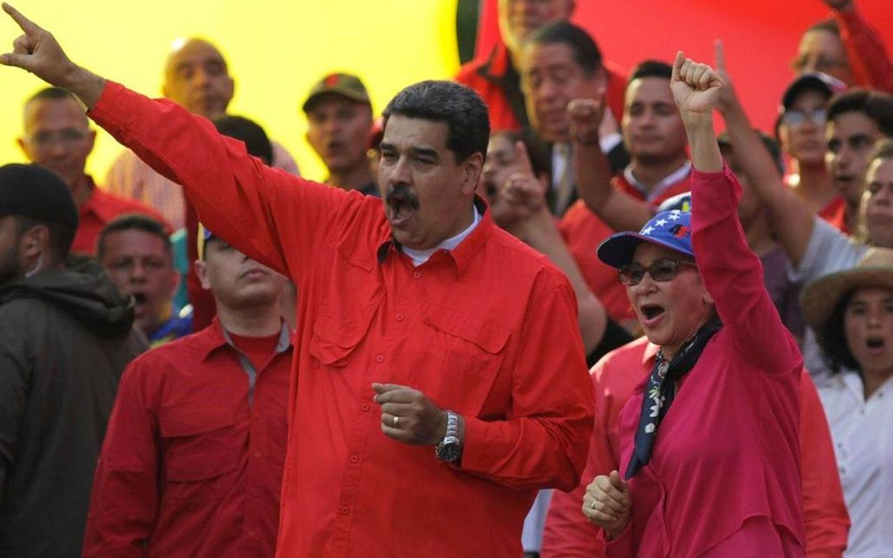 Venezuela'da Maduro'ya karşı yeni bir darbe girişimi