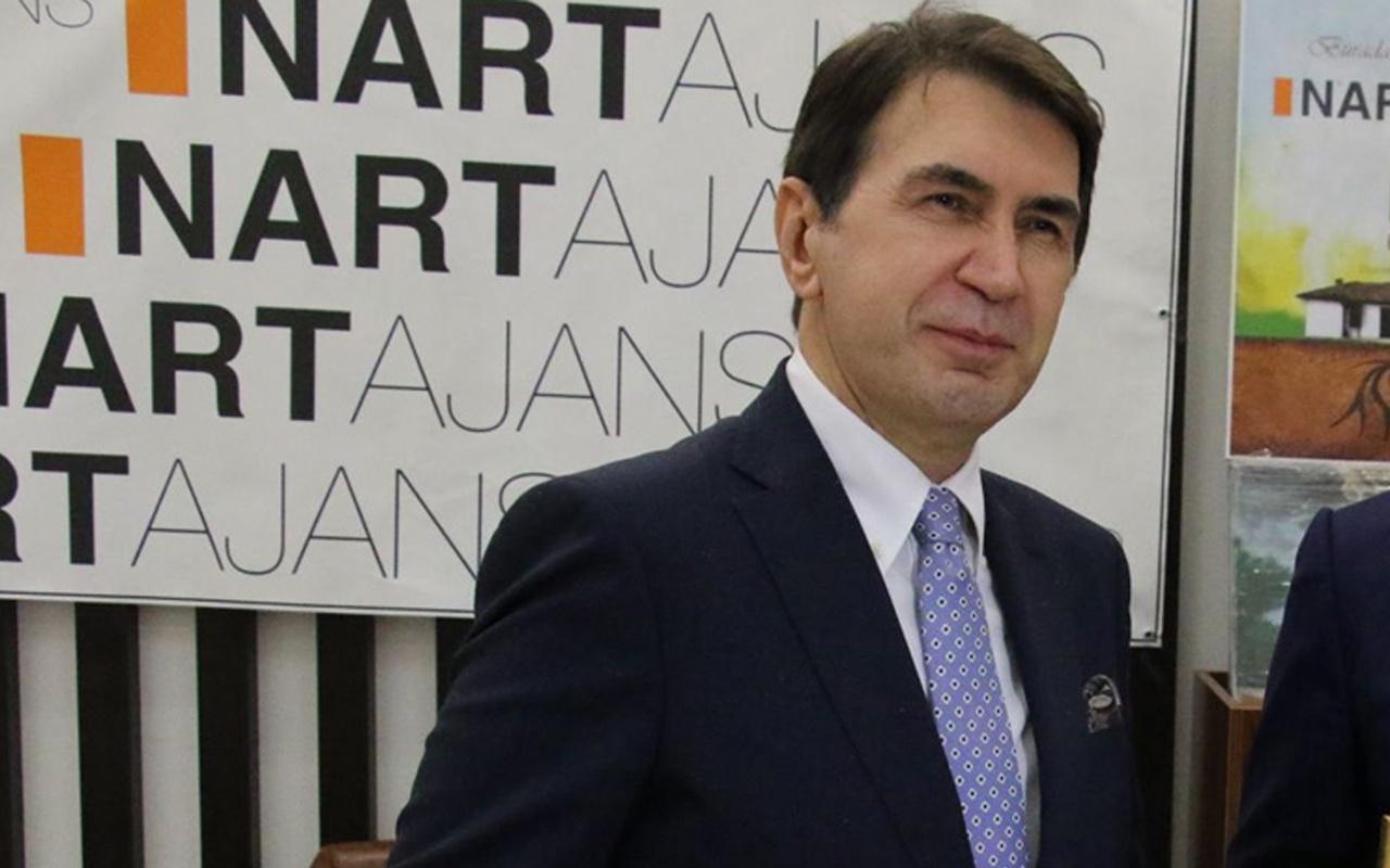 """Fuat Uğur'dan bomba """"Pelikancılar"""" iddiası! Ahmet Davutoğlu'na omuz attı"""