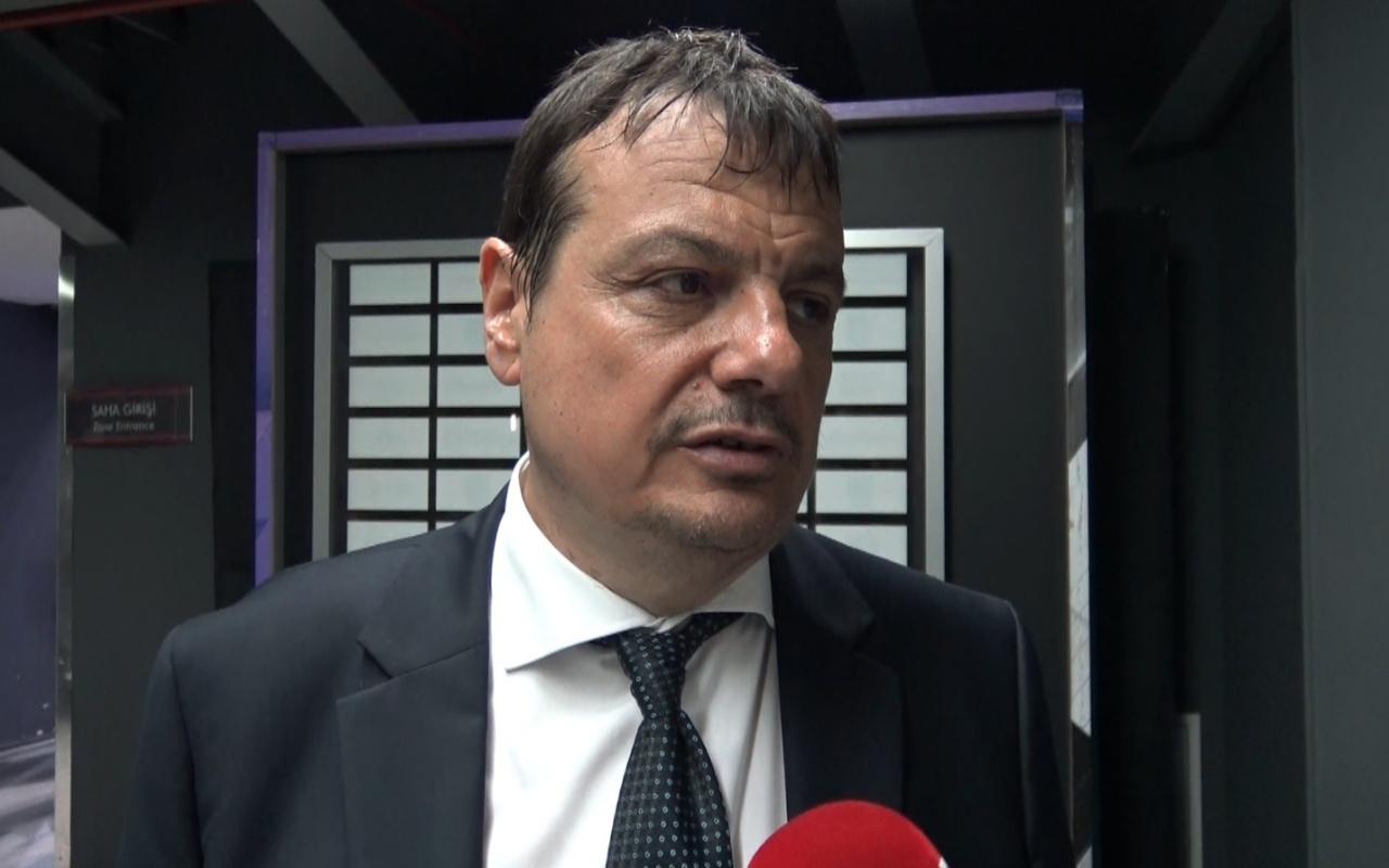 Ergin Ataman: Dörtlü Final'i hak ettik