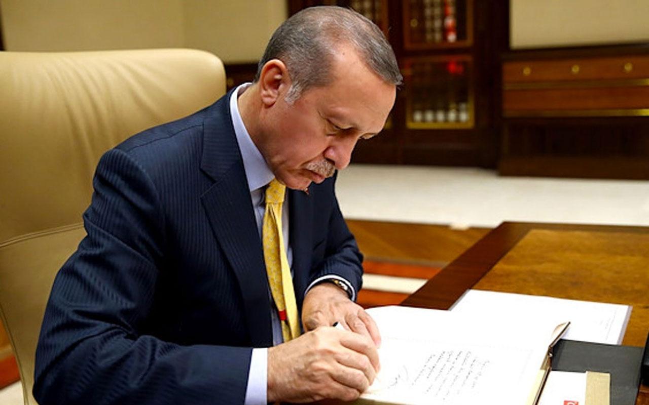Erdoğan, kritik Cumhurbaşkanlığı Genelgesi'ni imzaladı!