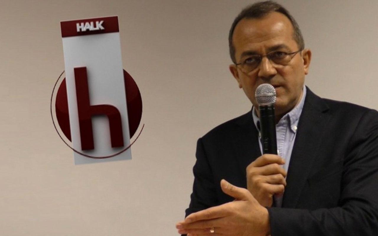 Halk TV Genel Müdürü Şaban Sevinç istifa etti İşte ayrılma gerekçesi