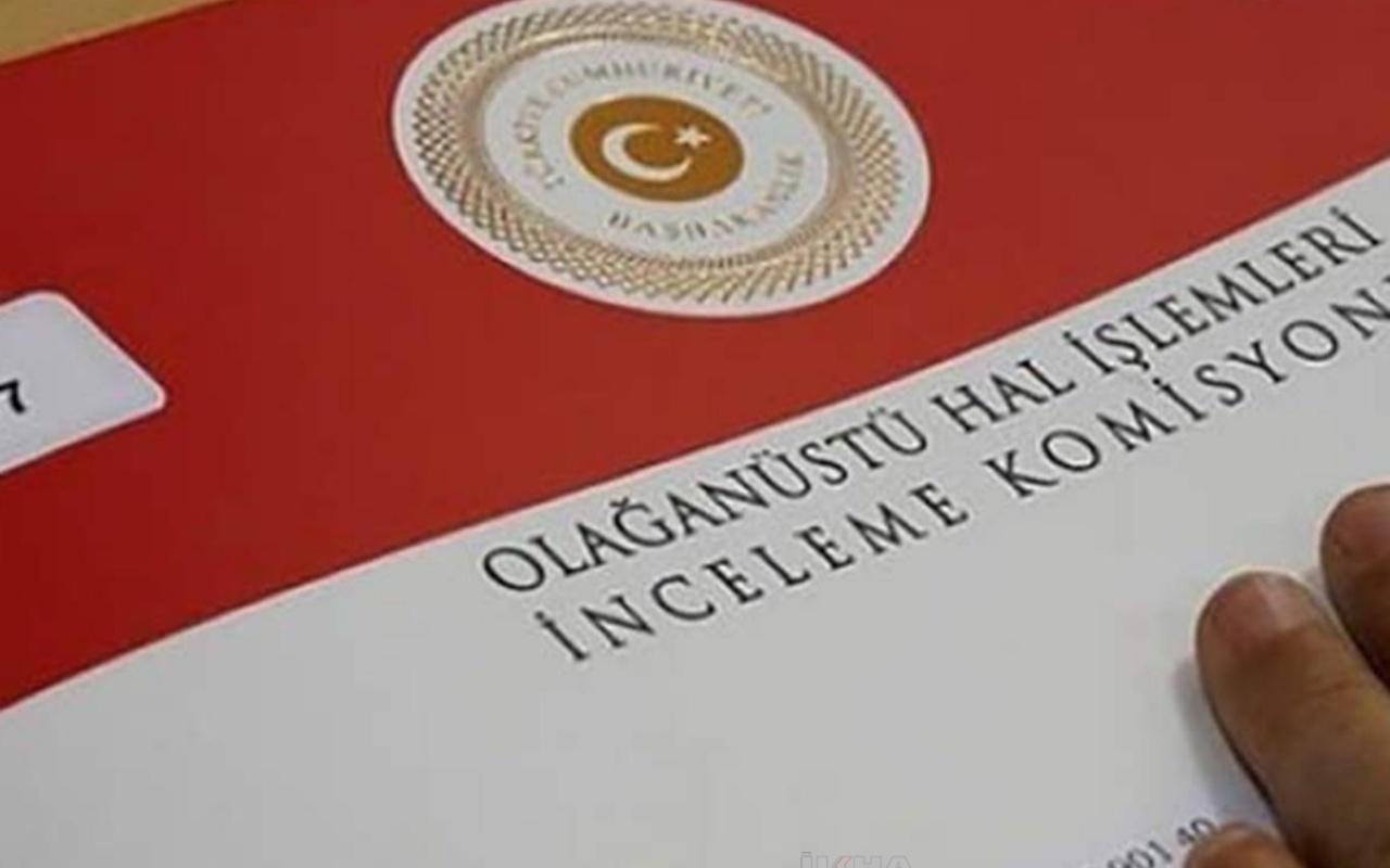 OHAL İnceleme Komisyonu başvurularının 70 bini sonuçlandırıldı