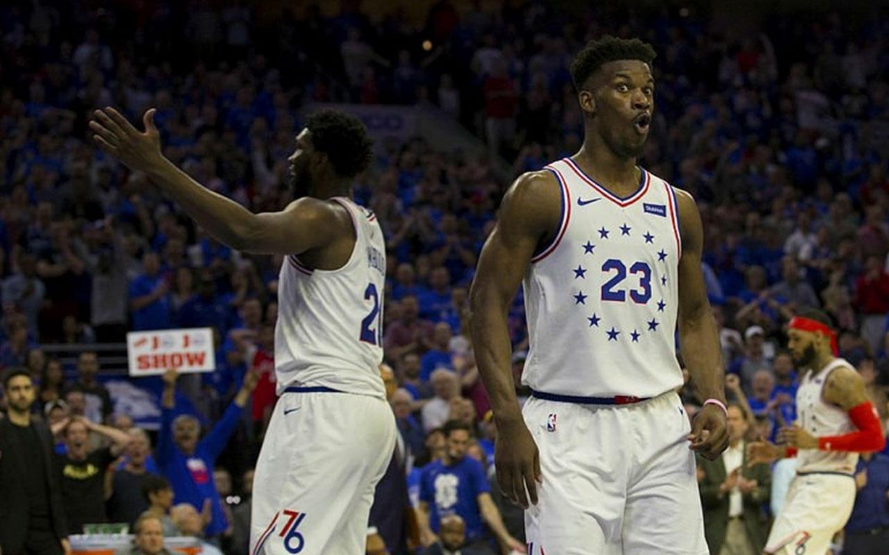 Philadelphia 76ers, Toronto Raptors'a karşı avantajı kaptı